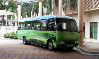 Chevrons Shuttle Services