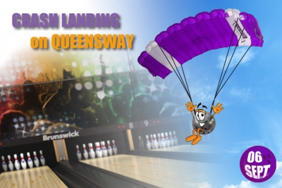 Crash Landing on Queensway (6 September 2020)!